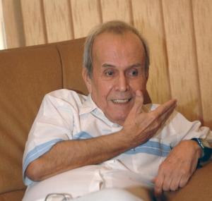 Ricardo Alarcón -foto Héctor Blanes