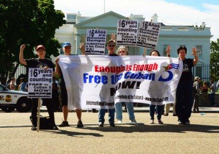 #FreeTheFive
