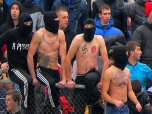 El fascismo es fascismo en cualquier lugar del mundo, mostrar miedo o indiferencia ante ellos se paga con sangre
