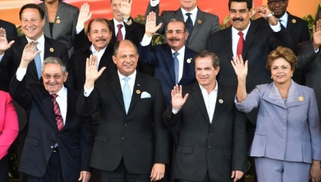 celac heads in costa rica