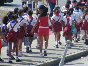 cuban school children 3