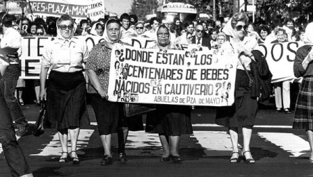 Grandmothers of the Plaza de Mayo 1