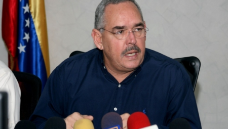 Governor of Bolivar state Francisco Rangel explained that the looting was politically motivated