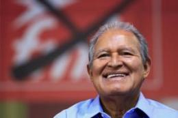 President Sanchez Ceren