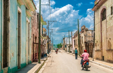 Cuba's street
