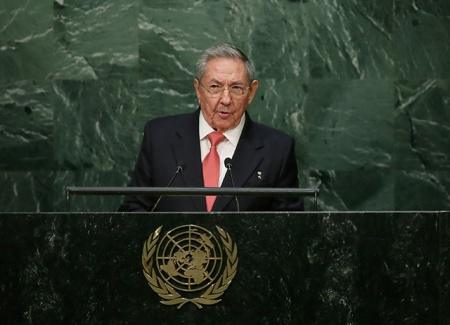 raul at the un 2015