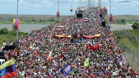 venezuela massive bolivarian march for peace.jpg